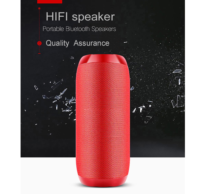 New 2020 trending product pro wireless bluetooth speaker tg 117 portable speaker with fm