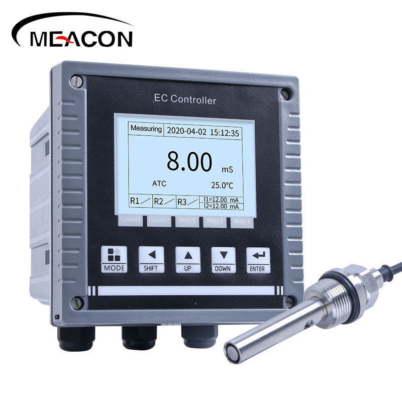 low cost conductivity meter ph ec meter tester tds calculation rs485 232