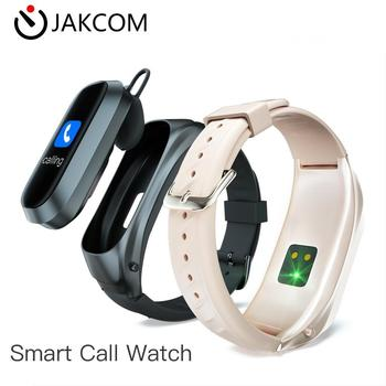 JAKCOM B6 Smart Call Watch New Product of Smart Watches Hot sale as mini bic lighter console 8 bit game exo kpop