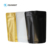 Matte Stand Up With Value And Tear Notches Plastic Zipper Black Coffee Package Mylar Bags