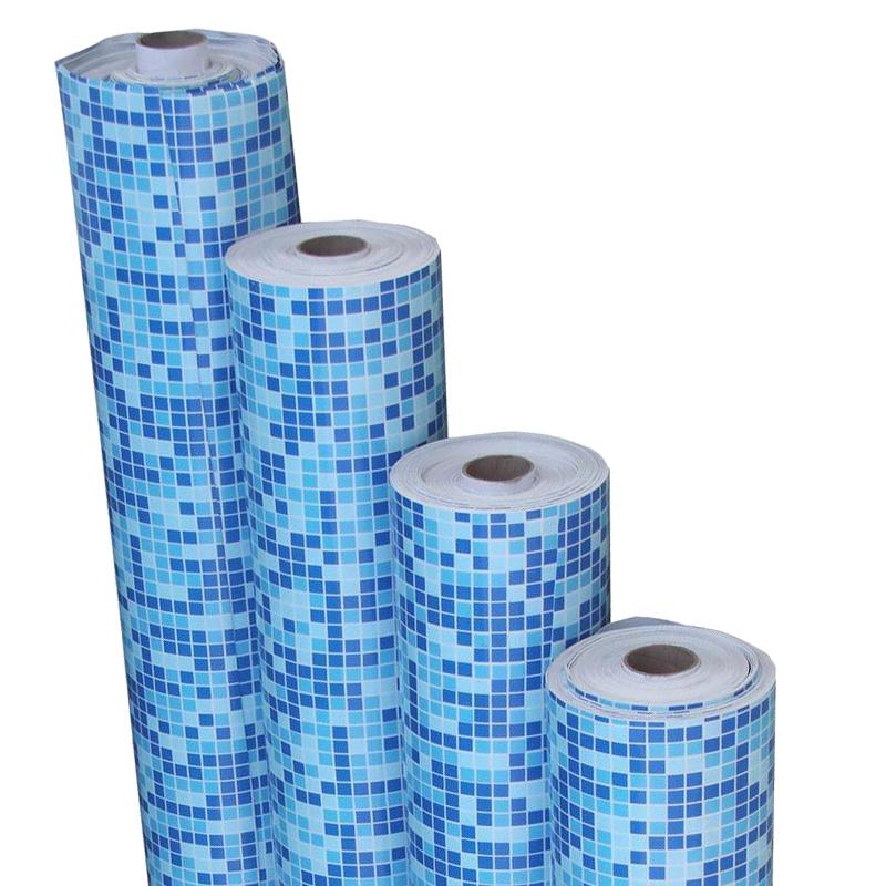 RG JIAYE new type 1.5mm thickness waterproof membrane for swimming pool pvc liner