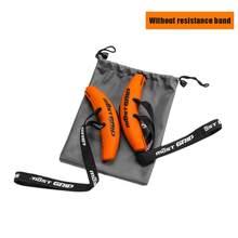 Фитнес Резистентные ремешки рукоятки для спортзала захват тренировочный силовой слинг тренажер для выдвижной штанги оборудование для фит...(China)