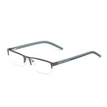 Мужские очки для чтения + 1 + 1,5 для зрения, мужские очки Gafas de Lectura, мужские дальнозоркие оправы для очков, женские полуоправы Z269(Китай)