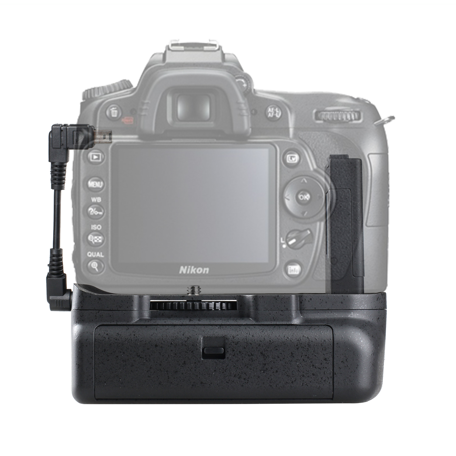 Travor BG-2G Excellent Performance Professional Battery Grip For Nikon D5100 Slr Cameras