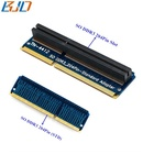 DDR3 SO DIMM Converter Card Adapter 204Pin DDR3 Ram Memory Standard / Reverse Protector Tester Card for Laptop / Desktop