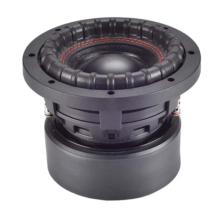 2020 nóng Bán Loa siêu trầm 8 inch 500W jld âm thanh loa siêu trầm