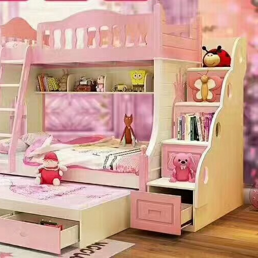 Factory Prices Children Bunk Bed