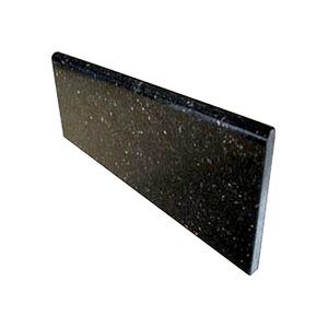 Black Galaxy Granite Threshold