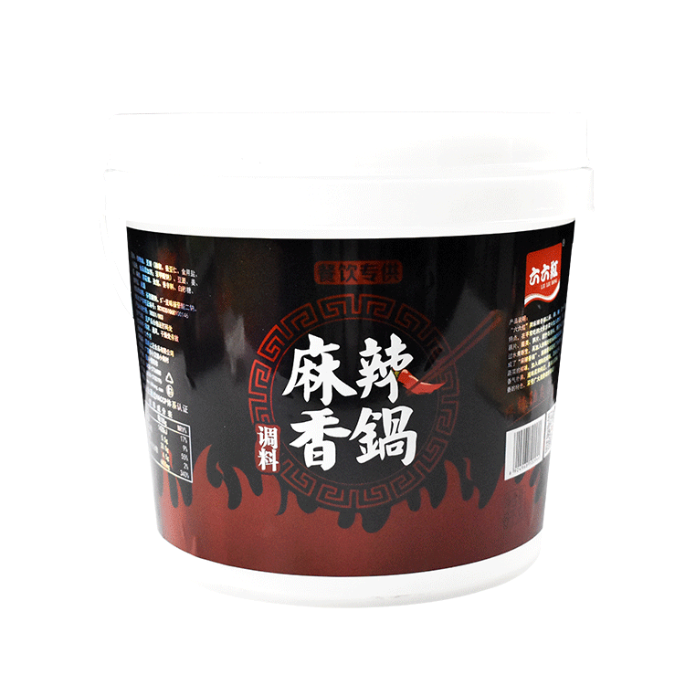 Barrel Package Spicy Incense Pot <strong>Factory</strong> Supplier Garlic <strong>Seasoning</strong>