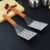 Stainless Steel baking spatula with wooden handle for cooking for restaurant