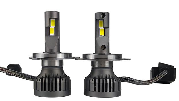 2020  BRAND NEW D18 mini car CSP 12v 35w H1 h3  h4  H7 H11 9005 9006 faro bulb led auto headlight