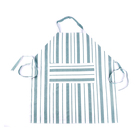 China supplier polyester or cotton cooking apron non-woven fabric kitchen apron sleeveless Apron customised logo