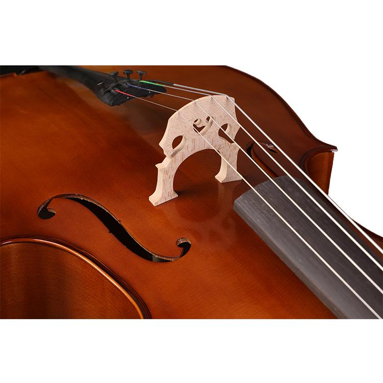 Özelleştirilmiş profesyonel cellos sıcak satış el yapımı viyolonsel konser