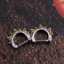 16 г хрустальные стальные перегородки, пирсинг, смешанные стили, перегородка, носовые кольца, кликеры, золотые женские ювелирные изделия для ...(China)