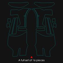 Не царапающийся автомобильный чехол для тела Бюстгальтер краска защитная пленка виниловая оберточная комплект прозрачные наклейки для BMW ...(Китай)