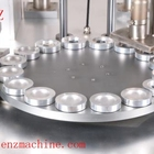 2 color Swirl Filling Machine-swirl lip gloss filling machine