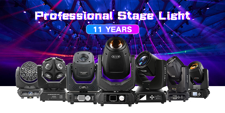 Night club stage lights super sky narrow sport gobo  80w led beam moving head light for disco lights