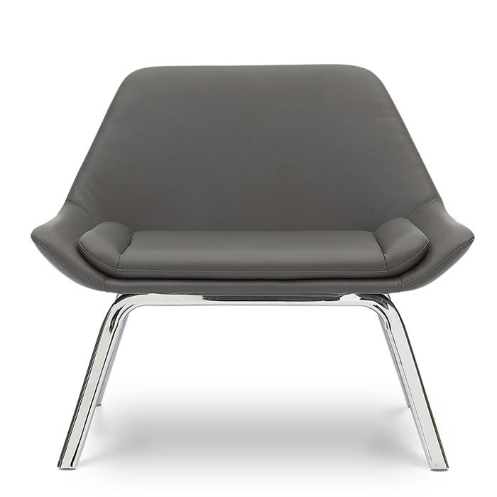 Schöne moderne stil freizeit komfortable metall bein stoff amerikanischen lounge sofas möbel made in china