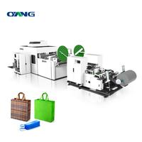 Leader Fully Automatic Non Woven Bag Making Machine Price