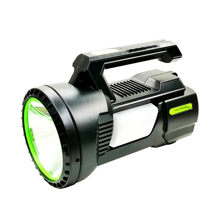 Most Powerful Search Light Rechargeable Portable Flashlights Outdoor Multi Functional Handheld Spotlight Linternas