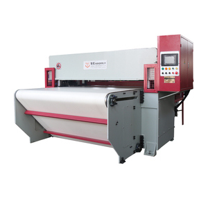 Automatic belt feeding precision hydraulic EPE foam die cutting machine