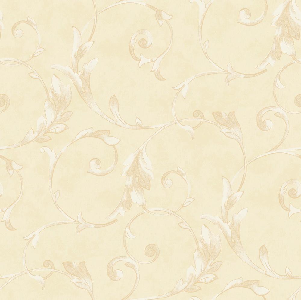 Klasik Desain Wallpaper Dinding Cafe