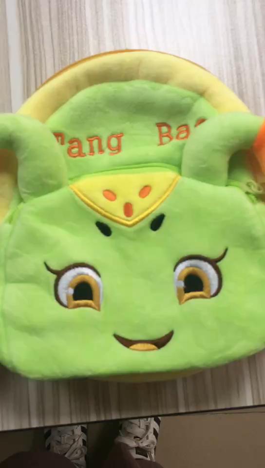 Thiết kế thời trang Nhà sản xuất tùy chỉnh biểu tượng động vật trẻ em ba lô học Cô Gái Ba lô trẻ em mẫu giáo Túi ba lô
