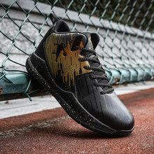 Мужские баскетбольные кроссовки с высоким берцем, черные, белые, дышащие, износостойкие, спортивная обувь Jordans, мужские кроссовки, Zapatills(Китай)