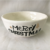 Delicate Decal Ceramic Soup Bowl for Christmas