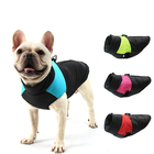Dog Clothes Fall And Winter Pet Dog Outfit Emergency Ski Jacket Dog Outdoor Safety Waterproof Pet Clothes