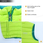 Vest Down Vest Lightweight Outdoor Activities Thin Full Zip WR Decent Fashion Design Insulated Vest