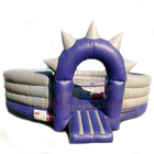Inflatable gladiator jousting adults inflatable sport arenacommercial grade all in 1 arena