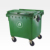 1100 litre plastic waste bin trash can garbage container
