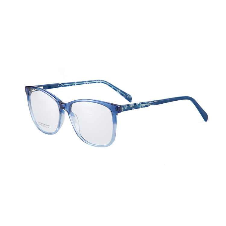 Wholesale Tr90 Clear Spectacle Eyeglass Acetate Optical Frames