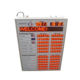 Africa 1inch currency exchange display board Indoor brightness led exchange currency sign led foreign exchange rates display