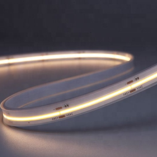 24V COB Flexible LED Strip Light for High End Project