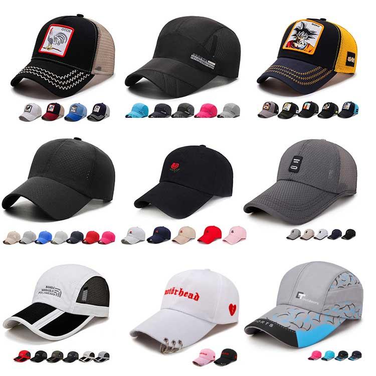 Şoför şapkası 5 panel özelleştirilebilir beyzbol şapkası