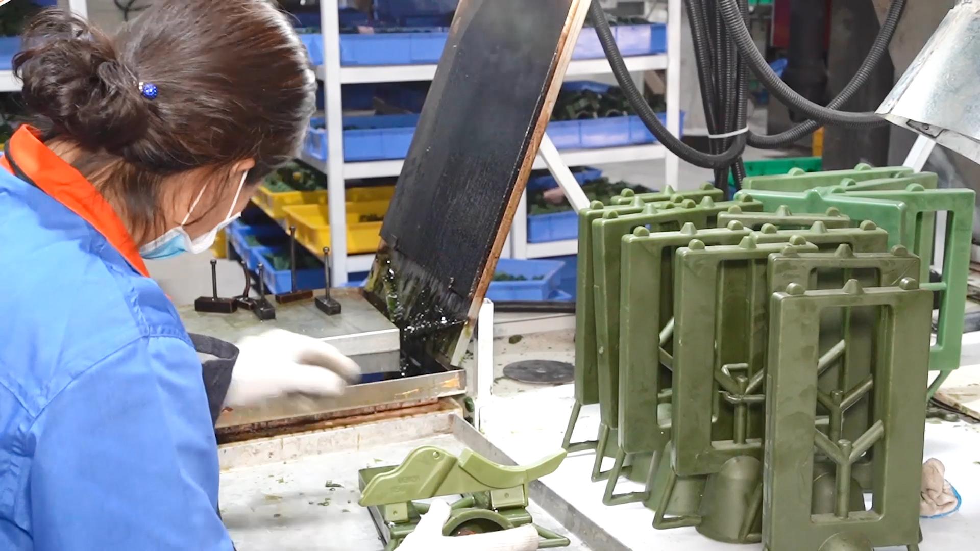 OEM 잃어버린 왁스 주조 강철 제품 농업 기계 알루미늄 합금 CNC 부속