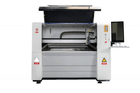 China small fiber laser cutting machine with 1KW IPG