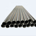 Length support customization stainless steel round sanitary pipe tube