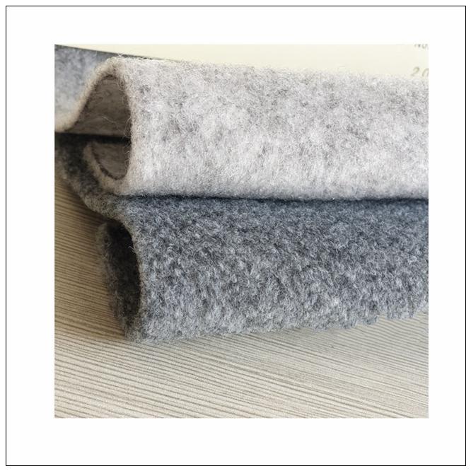 מוצק גריי ואן רירית שטיח לקצץ קמפר חניך קרוון רכב שטיח