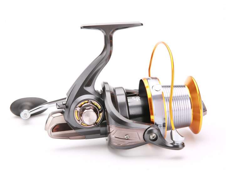 โรงงานราคา LJ Series Surf casting แบริ่ง Trolling Fishing SPINNING REEL