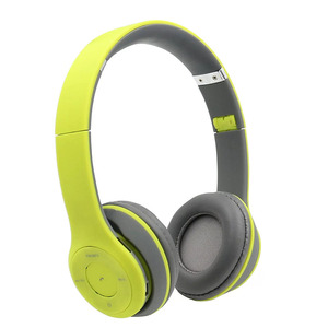WYNCO-Foldable New Promotion Portable  V5.0+EDR Bluetooth Headphone for smartphone