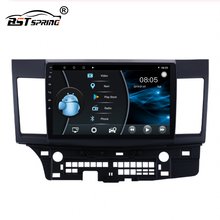 Bosstar Android Car Dvd Player Sistema Multimediale per Mitsubishi Lancer Ex 2010-2016 Sistemi Audio per Auto