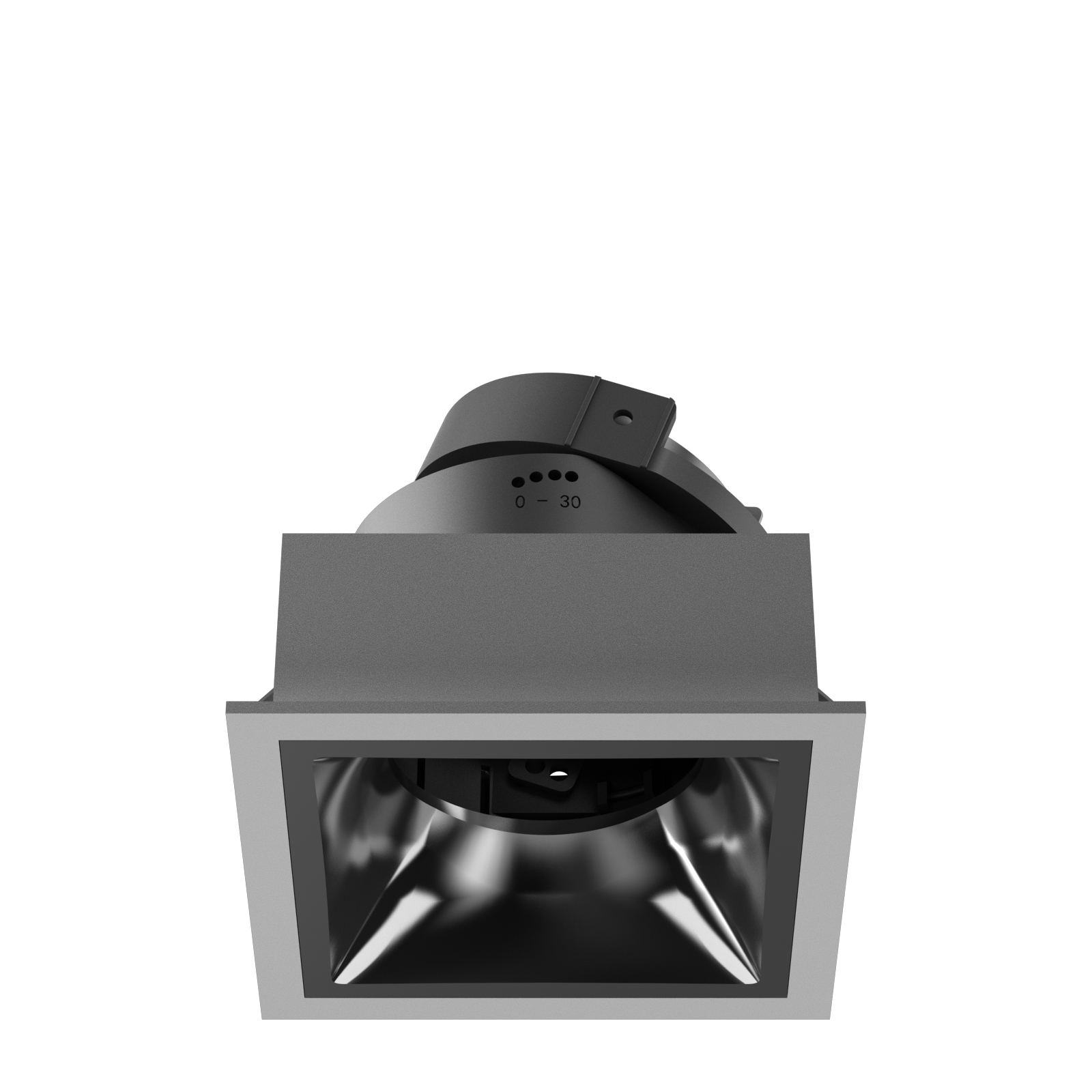 gu10 downlight spot recessed case Led Light Manufacturers Round Down Prices Adjustable Downlight Spot