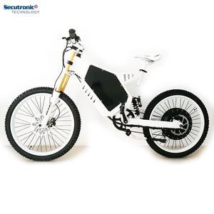 Extreme Ebike 8000 Watt Super Fast E Bike 8000W High Power 100 Km/H High Speed Stealth Bomber Electric Bike