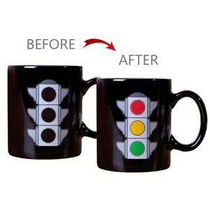 Magic Mug Sublimation Color Changing Mugs 11oz Coffee Ceramic Mug