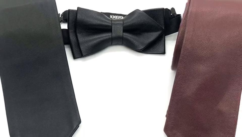 wholesale silk scarves pretied elastic band necktie
