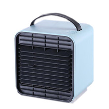 New Come Digital Chilly Air Mini cooler for room car with 400ml water tank humidifier function portable mini air Cooler for home
