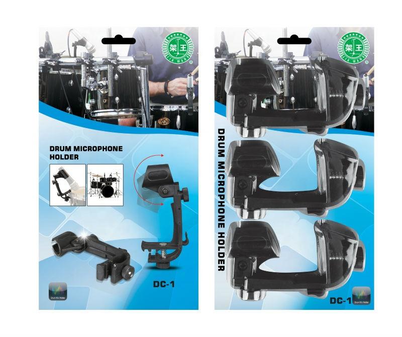 Регулируемый зажим на Drum Rim противоударный крепление микрофон зажим держатель 3 шт. в одной упаковке